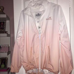 Hollister jacket new !  💖💖💖